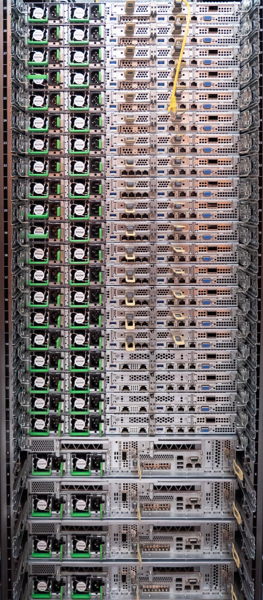 Compute nodes of Gadi