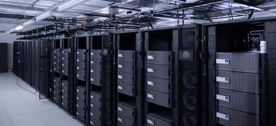 NCI's new file servers are nearing completion
