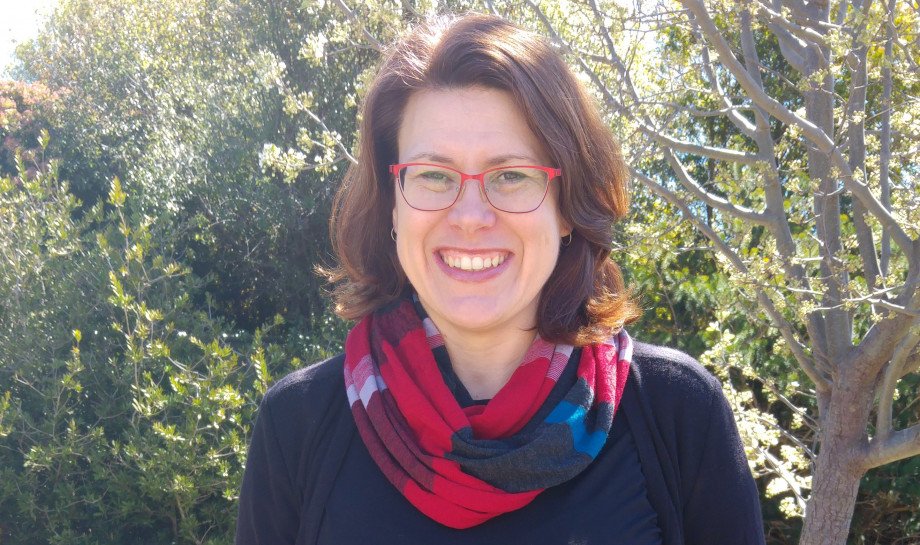 Associate Professor Megan O'Mara