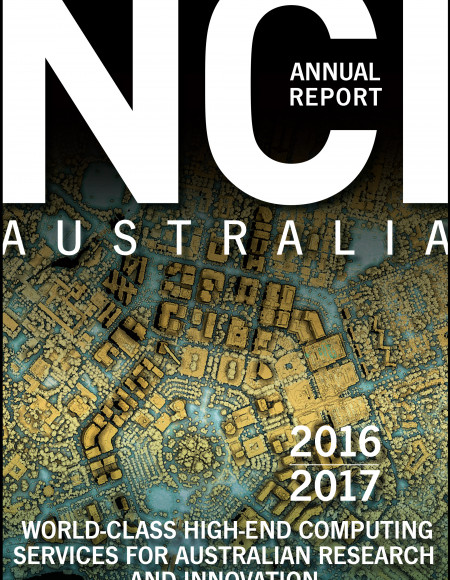 Annual report cover 2016-17