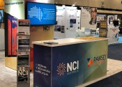 NCI booth at SC18