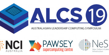 The ALCS logo on top of the NCI, Pawsey and NeSI logos.